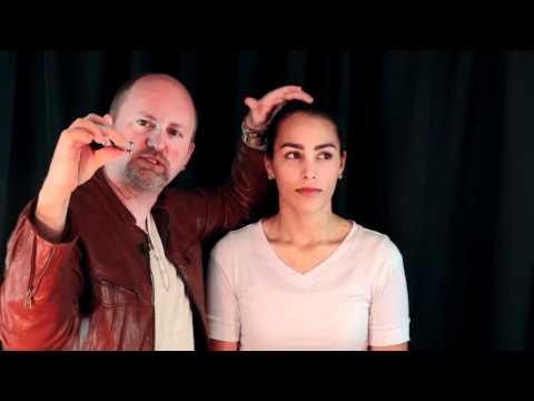 How to Curl Your Eyelashes: Makeup Tutorial Video with Robert Jones