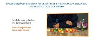 Estadística con policubos en Educación Infantil