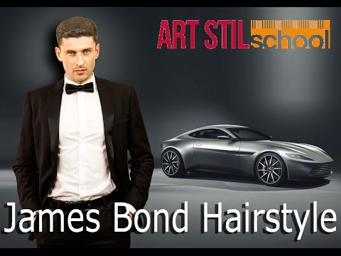 James Bond Hairstyle
