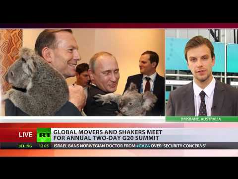 G20 wrap-up: Putin's presser, security freak-outs & social nets feedback