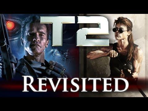 Terminator 2 Judgement Day - Revisited (Narration By Arnold Schwarzenegger & James Cameron)