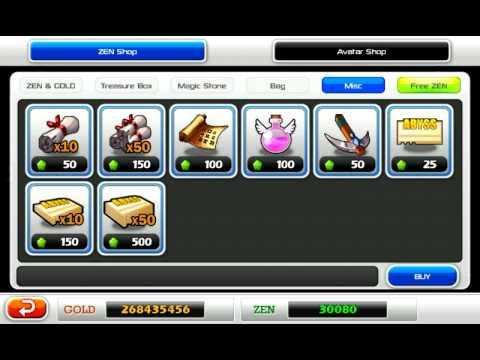 ZENONIA® 5 v1.0.3 Mod (Offline/Free Shopping)