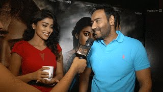 Drishyam Exclusive Interview | Ajay Devgn And Shriya Saran