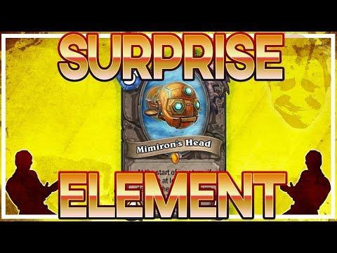 Hearthstone: Wild Element of Surprise