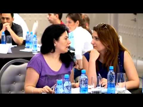 Unibank Case Competition @ Jumeirah Beach Bilgah (Baku 2013)