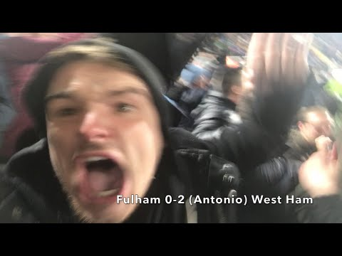 FULHAM VS WEST HAM (0-2) | ANDERSON & SNODGRASS DESTROY FULHAM | WE JUST CAN'T STOP WINNING GAMES!