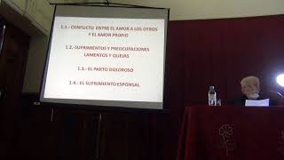 PENAS CONSIGUIENTES AL PECADO ORIGINAL. P. Bojorge Parte 1