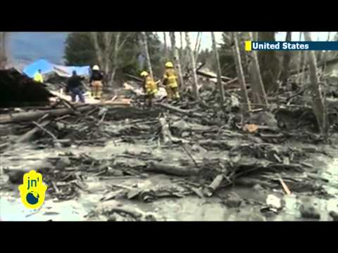 Deadly US Mudslide: Death toll rises to 14 in Washington State natural disaster