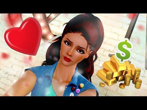 Sims 3 фильм По любви или по расчёту? 1 часть