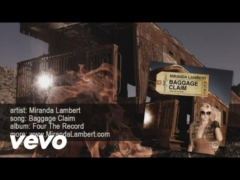 Miranda Lambert - Baggage Claim video