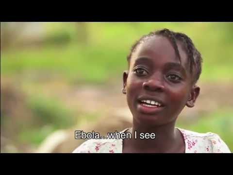 Liberian girl orphaned by Ebola starts a new life