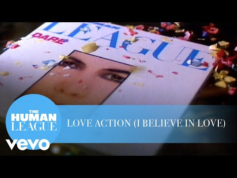 Human League - Love Action