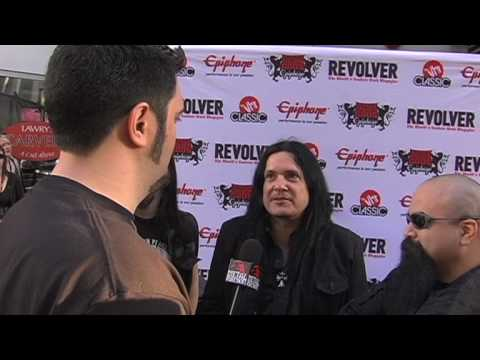 PRONG Interview at Revolver Golden Gods 2010 on Metal Injection
