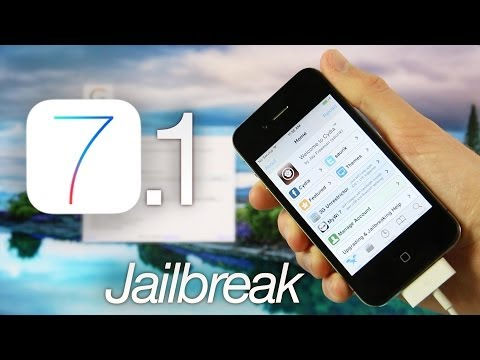 NEW Jailbreak 7.1 iOS Tethered iPhone 4.GeekSn0w Windows & Cydia