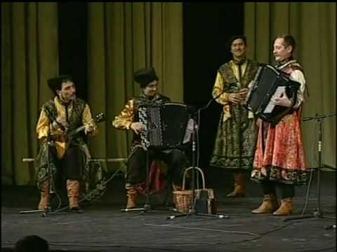 Russian folk song. KOROBUSHKA.  