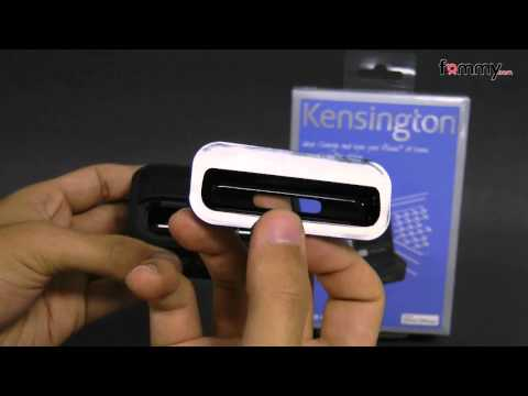 Kensington® Charge and Sync Dock for iPhone and iPod Touch Review in HD