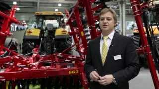 AGROSALON 2012, Moscow - tillage, AGCO POWER engines and ATS (English)