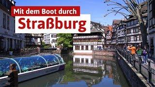 Straßburg im Elsass - modern und historisch