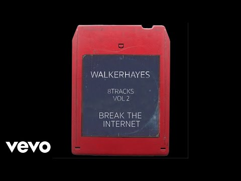 Walker Hayes - Your Girlfriend Does - 8Track (Audio)