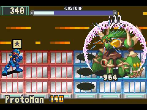 Megaman Battle Network - Megaman Battle Network BLIND (08) - User video