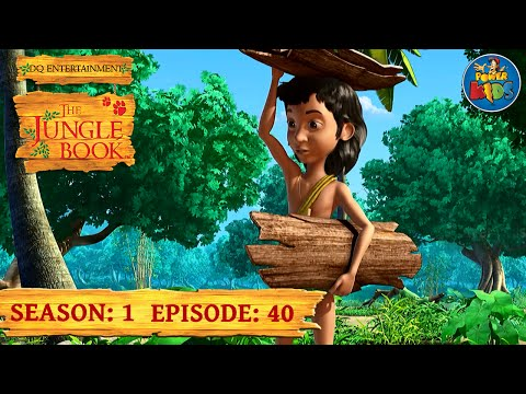 Jungle Book Cartoon Show Full Hd - Season 1 Episode 40 - Mowgli Number One Fan video