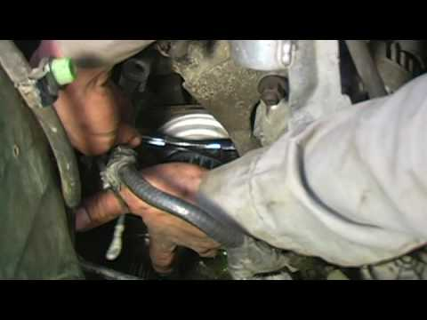 Timing Belt & Water Pump Replacement : Install New Water Pump