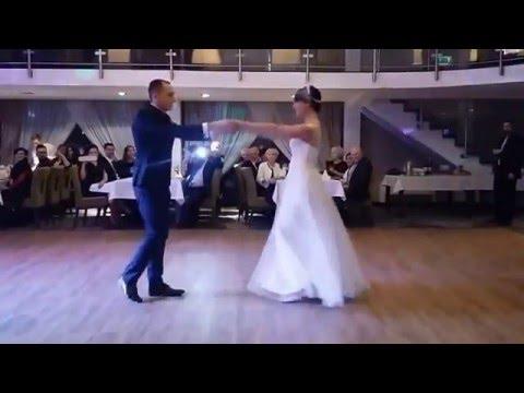 Oryginalny Pierwszy Taniec  Agnieszki I Piotra - Szkoła Tańca Estilo Wrocław