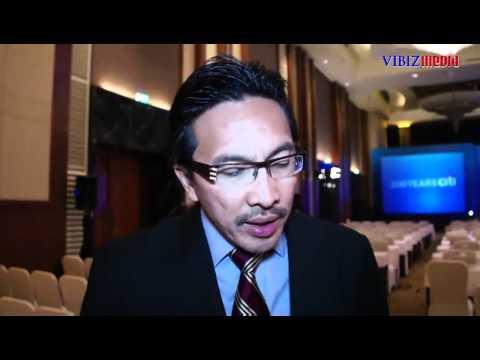 Prospek Perbankan Indonesia Oleh CCO Citibank Indonesia, Vibizmedia April  2012