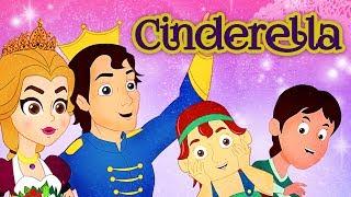Cinderella - Story In Hindi | Pariyon Ki Kahani परियों की कहानी | Hindi Kahaniya | Hindi Fairy Tales