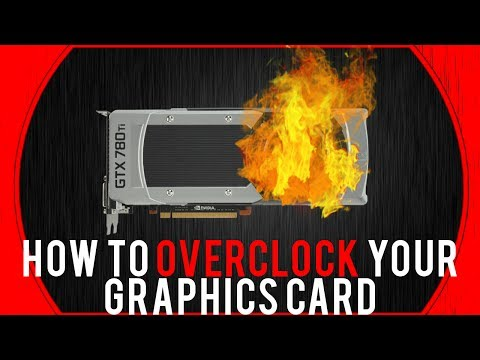 HOW TO OVERCLOCK YOUR GRAPHICS CARD (GPU) 2014! Guide with Msi Afterburner!