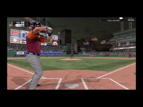 MLB® The Show™ 16: AJ Pollock Takes Logan Forsythe's Virginity