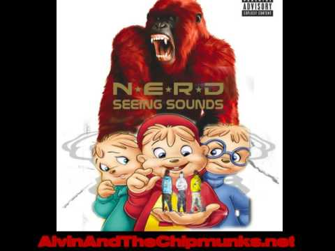 NERD - Love Bomb  - Chipmunks Version