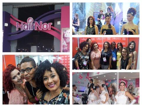 VLOG: Hair Nor 2015 2º dia,Denison Diamond, Devas Brasil,compras e muito mais!!!