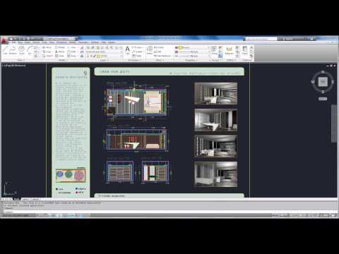AutoCAD 2012 Tutorial Basico Starter 9 / Etransmit ...