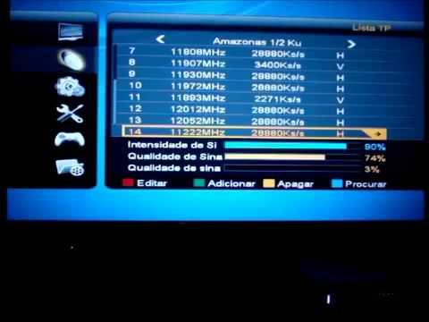 Receptor DuoSat Blade HD Atualização Azbox.net.br