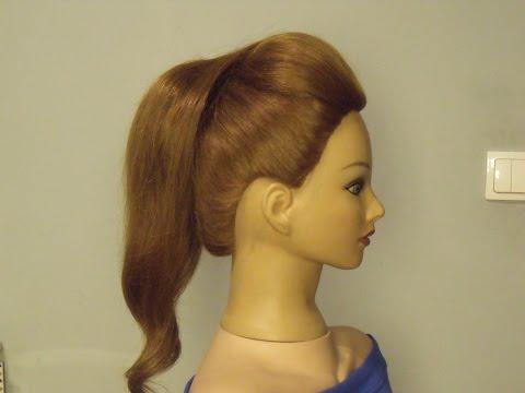 Irokez- Fryzura Na Każdy Dzień. Hairstyle Tutorial.