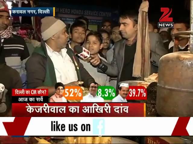 Delhi polls: A day in Arvind Kejriwal's life