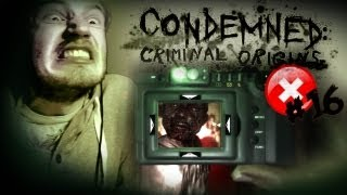 JUMPSCARE CRASCH! - Condemned_ Criminal Origins - Lets Play - Part 16