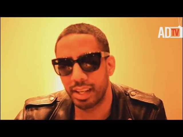 "Lessons Learned: @RyanLeslie ""You Have To Have Your Consumer Insights"" (AmaruDonTV)"