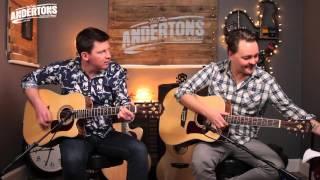 Acoustic Paradiso - Washburn Woodline & Heritage Models