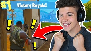 MY FIRST DUO'S WIN! - Fortnite: Battle Royale