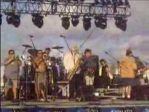 Tower Of Power - Clean Slate - Sirvand At The Soundcheck