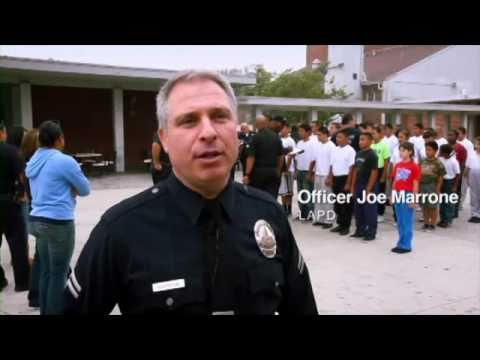 LAPD's Boot Camp for Troubled Teens