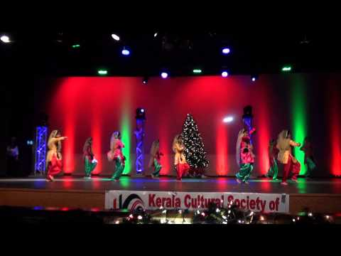KCS Jingle Bells 2013 - Mele Cheliyan dance