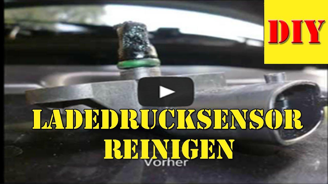 Fiat Doblo Fehlercode P0237 Turbolader Ladedruck Sensor