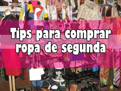 ♥ ¡¡Tips para comprar ropa de segunda!! ♥