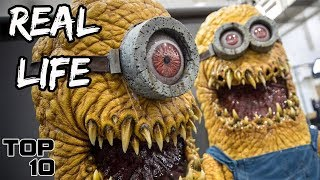 Top 10 Scary Minions Theories - Part 2