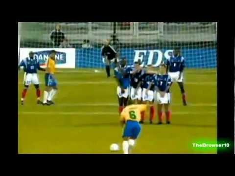 Roberto Carlos top 5 Goals