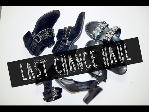 Last Chance Haul | The Fashion Citizen