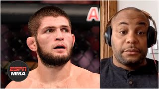 Daniel Cormier: Khabib Nurmagomedov is not afraid of anyone | ESPN MMA